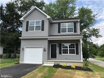 """NEW HOME - Quality describes this beautiful Home with 3 Bedrooms, 2.5 Baths, full basement and One Car Garage. This New Home is located in the popular Brookland Terrace neighborhood and in the coveted Red Clay School District. Conveniently located close to Route 141, Kirkwood Hwy, I-95 and popular dining and shopping. Also within walking distance of the new Amazon fulfillment center. The main living area features a wide open Great room, kitchen, dining area, a mud room, pantry and a PR all with 9' ceilings complete the first floor. The kitchen offers 42"""" cabinets with soft close, Large Island, granite countertops, microwave, range, dishwasher and disposal.   The second floor offers a Lg. Main Bedroom with separate Full Bath and walk in closet. Two additional spacious bedrooms, a Large hall bath w/ linen closet and laundry room complete the second floor. The Home also includes CAT & RG6 High speed wiring, nice size backyard, front porch and  a landscaping package. Contact the listing Agent for more details and a brochure."""