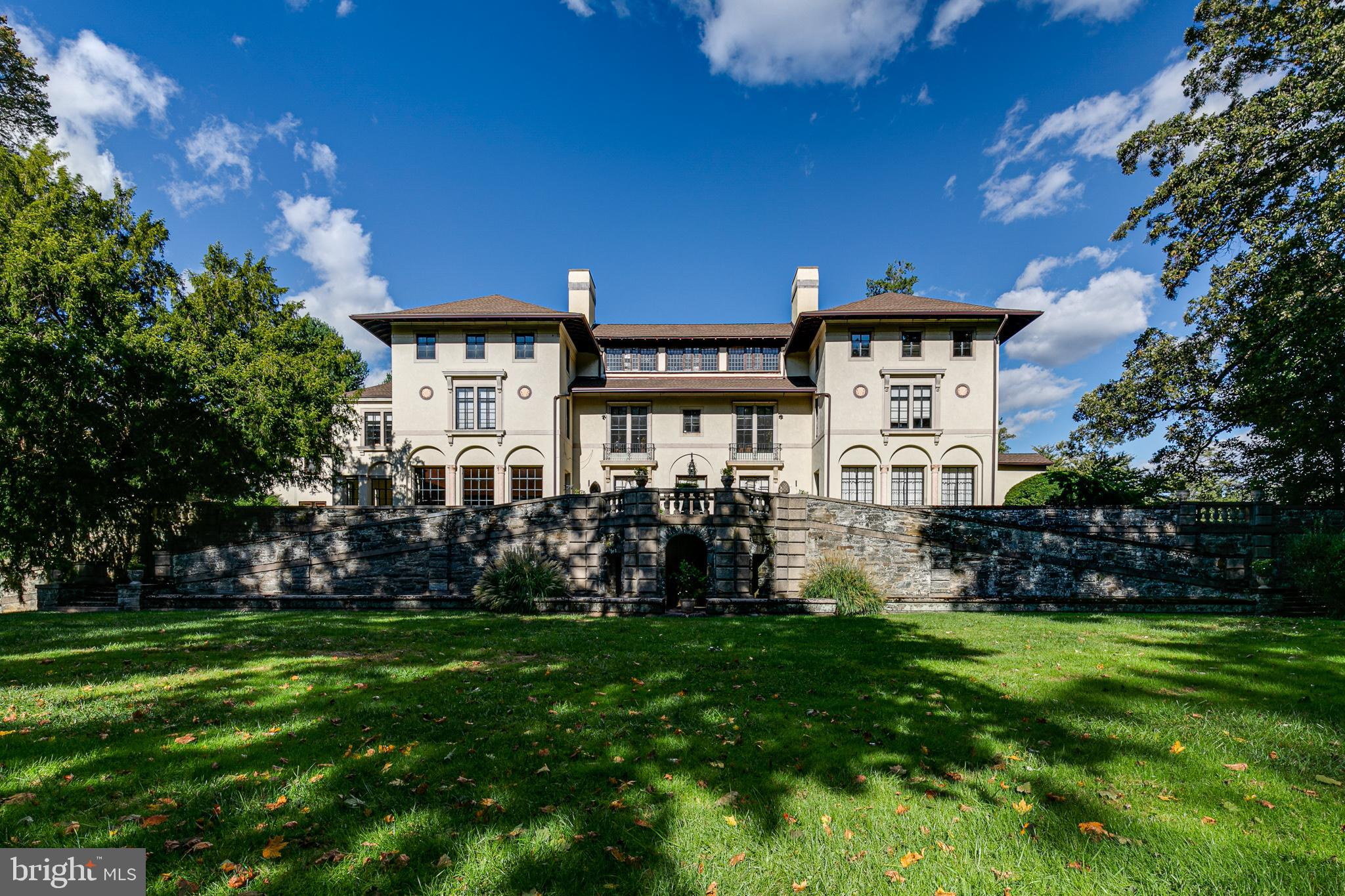 Bright and freshly updated two bed, two bath condo in highly sought after Millridge community. Situated on gorgeous grounds and pristinely maintained, Millridge is a sanctuary centrally located in award-winning Radnor School District. The timeless and gracious manor house overlooks the outdoor pool and is available for guests and events. This top floor unit quietly faces the back of its building, including a balcony with a beautiful view of woodlands to the north. Freshly painted with new HVAC and new hot water heater makes this space utterly turn-key. The roof was completed in 2019. The white kitchen has tile backsplash and room for a rolling island or additional cabinetry. Both bedrooms are spacious with ample closet space. Each has a full, tiled bath. Hardwood floors, crown molding and custom closets finish the space tastefully. There is a laundry room in the unit and a large storage space in the basement.  Millridge offers a lifestyle with neighborhood events and groups. This is an oasis minutes away from major roadways, trains, shopping and restaurants.