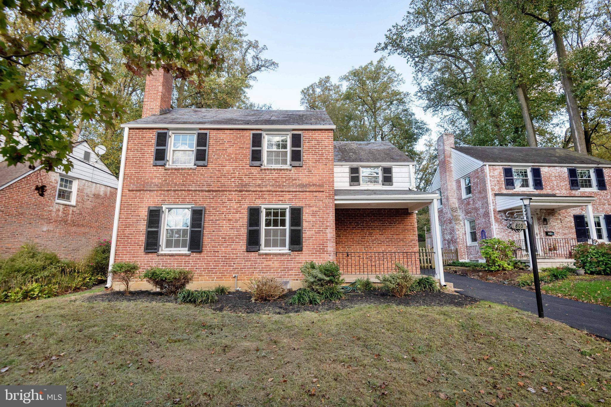 805 Olmstead, Baltimore, MD 21208