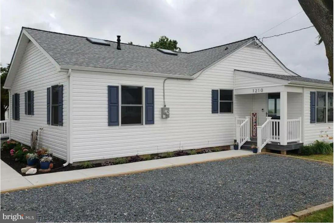 1210 Horse Point Road, Fishing Creek, MD 21634