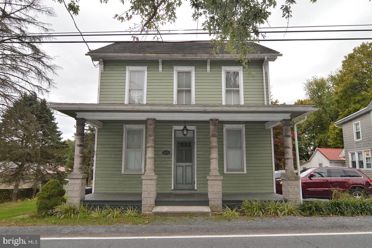 1858 Old Lancaster Pike Reading, PA 19608